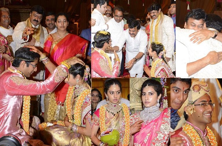 Balakrishna Daughter Wedding