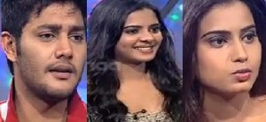 Prince, Dimple & Manasa in Mee Star Show