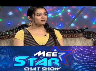 Charmi in Mee Star show