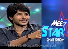 Hero Sundeep Kishan in Mee Star Show