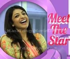 Meet The Star Kajal Agarwal