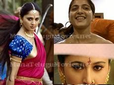 Bahubali Anushka 1st Look n Making Photos01