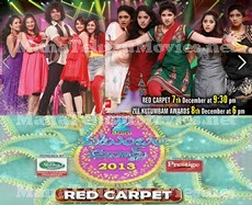 Zee Telugu Kutumbam Awards 2013 – Red Carpet