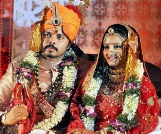 Sreeshanth Wedding Photos-1