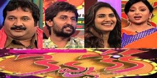 Kevvu Keka Comedy Show – E12 – 4th Mar with Nani,Vani