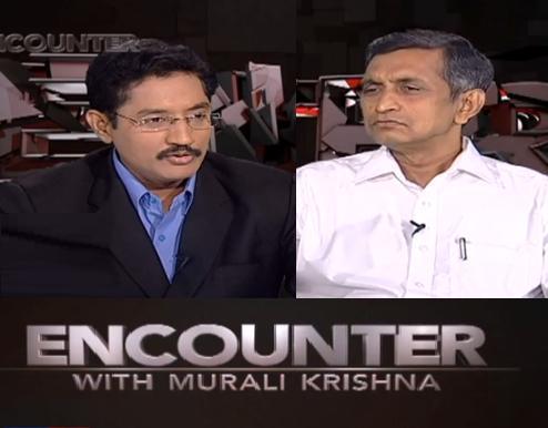 Murali krishna 39 s encounter with lok satta chief for Murali krishna s janaki