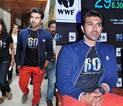 Ram Charan at Earth Hour 2014 Event – Gallery