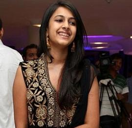 Tamil super star eyes On Niharika's OM?