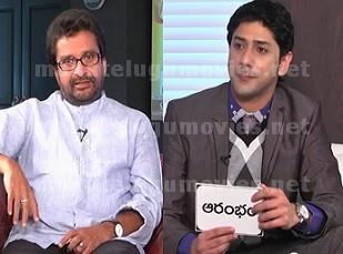 Sathyanand Interview In Arambham