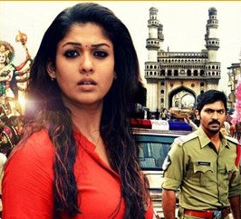 Nayanthara dare devil stunts shock Director