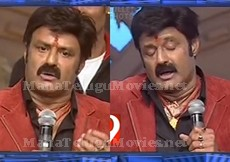 Satire on Balakrishna dialogues at Legend audio release