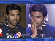 Satire on Ram Charan support to Chiru and Pawan Kalyan