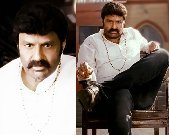 Balakrishna Legend Trailer Stills