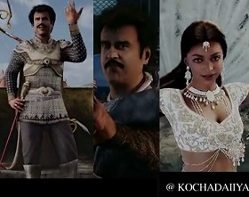 Rajinikanth's Kochadaiiyaan – The Legend – Theatrical Trailer (Tamil)