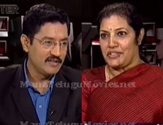 Murali Krishna's encounter with Daggubati Purandeswari