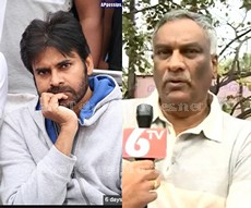 Tammareddy Sensational Comments on Pawan's New Party