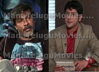 Chota K Naidu Interview In Arambham