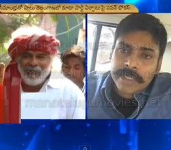 Pawan Kalyan and Gaddar join hands in Telangana