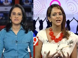 Manchu Lakshmi in on Women's Day Special