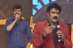 BalaKrishna ,Boyapati Srinu speech Legend Audio Launch