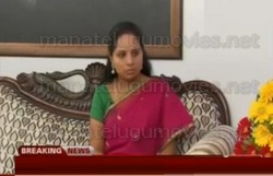 Exclusive Interview with Telangana Jagruthi President Kavitha – Women's Day Special.
