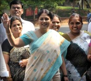 Jayasudha-politics