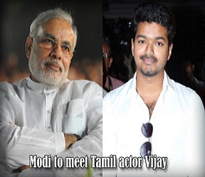 Modi-to-meet-Tamil-actor-Vi