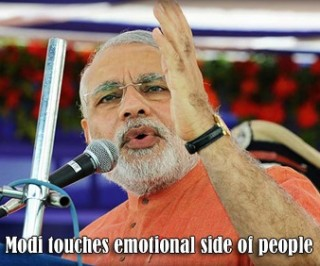 Modi-touches-emotional-side
