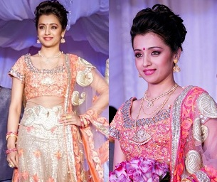 Trisha at Vivah Wedding Show Photos (7)