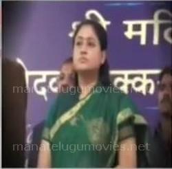 Vijayashanthi lost Medak seat