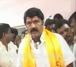 Balayya Babu Celebrates win in Hindupur Assembly Seat