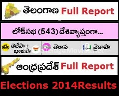 Live Election Report 2014
