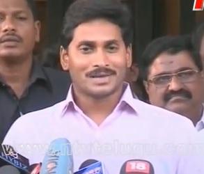Seemandhra voters believed Chandrababu's false promises – Y.S Jagan