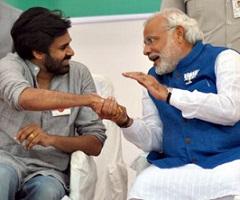Pawan Kalyan invited for NDA Board Meeting