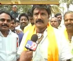 I will turn Hindupuram into Nandamuripuram – Balakrishna