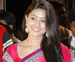 Married actress shedding 10 kgs for hero