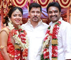 Celebs at Amala Paul Wedding – Gallery