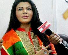 Rakhi Sawant wants Gun from PM Modi