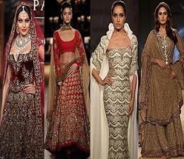 India Couture Week 2014 Photos