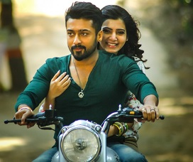 Suriya – Samantha Sikindar Movie Stills