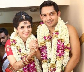 VJ DivyaDarshini's Wedding Gallery