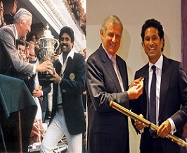 Iconic Images Of Indian Cricket
