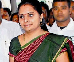 Deeply saddened by AP situation: TRS Kavitha