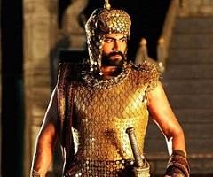 Bahubali has no historical connect' -Villain