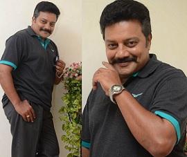 Sai Kumar Birthday Stills