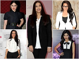 Bollywood Celebs in Corporate Look