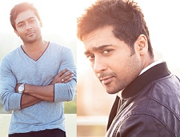 Actor Surya New Pics