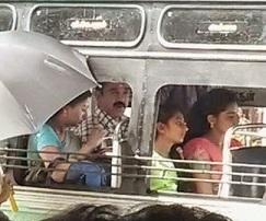 Kamal Haasan, Gauthami and Nivetha Thomas Papanasam (Drishyam remake)