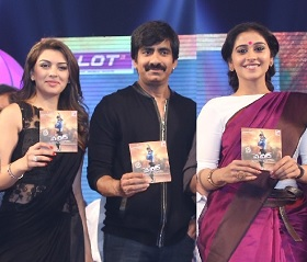 RaviTeja's Power Audio Launch – Gallery