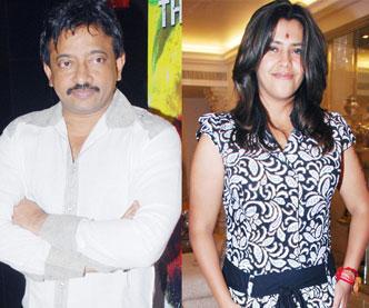 RGV Ektha Kapoor